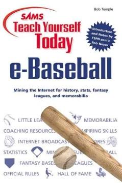 Sams Teach Yourself Today E-baseball