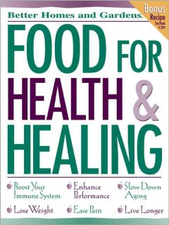 Food for Health & Healing