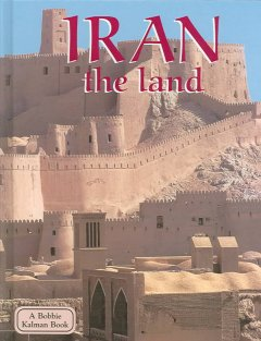 Iran, the Land / Written by April Fast