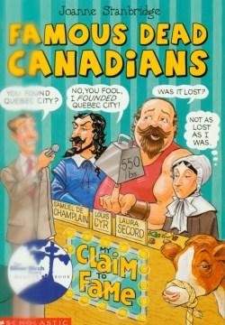 Famous Dead Canadians