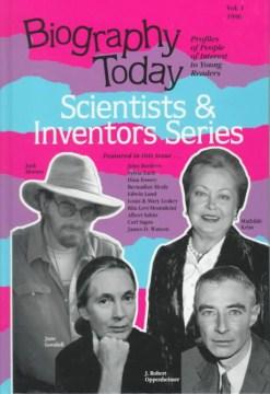 Scientists & Inventors Series