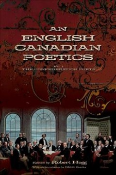 An English Canadian Poetics