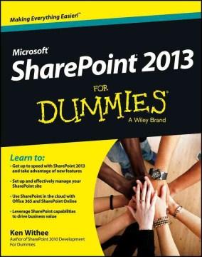 Microsoft SharePoint 2013 for Dummies