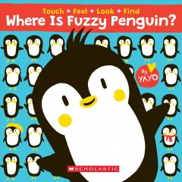 Where Is Fuzzy Penguin?