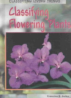 Classifying Flowering Plants