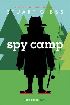 Spy Camp cover