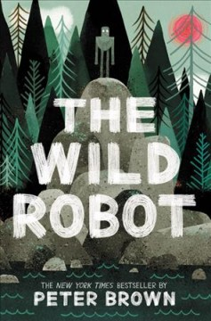 The Wild Robot cover