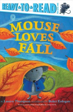 Mouse Loves Fall