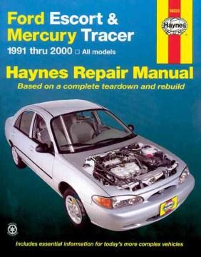 Ford Escort & Mercury Tracer Automotive Repair Manual