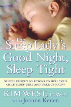 The Sleep Lady's Good Night, Sleep Tight cover