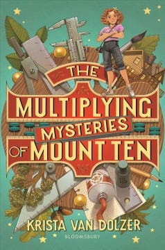 The Multiplying Mysteries of Mount Ten  cover