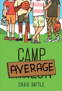 Camp Average cover