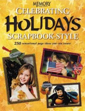 Celebrating Holidays Scrapbook-style