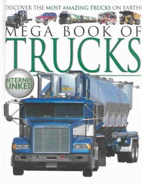 Mega Book of Trucks