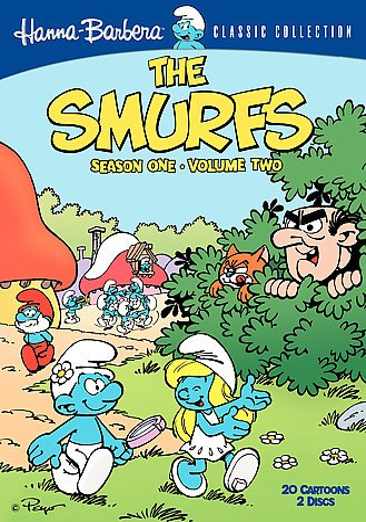 The Smurfs Volume 2