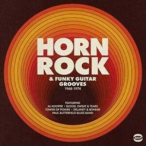 Horn Rock & Funky Guitar Grooves