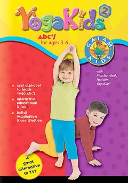 YogaKids 2 : ABC's