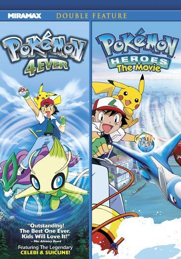 Pokemon 4ever Pokemon Heroes The Movie Dvd Columbus