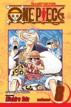 One Piece, V.8 : I Won't Die