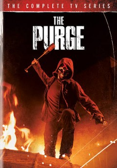 The Purge Complete Series (DVD)