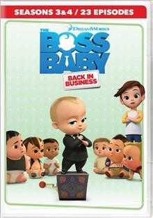 Boss Baby, Back in Business