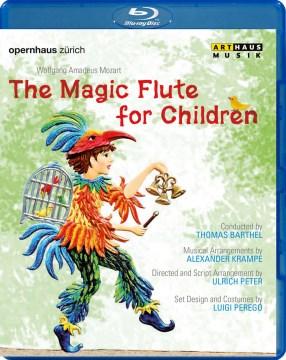 Die Zauberflöte Für Kinder