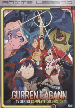 Gurren Lagann, the Complete Collection