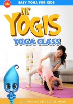 Lil' Yogis Yoga Class