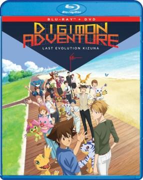 Digimon Adventure. Last Evolution Kizuna