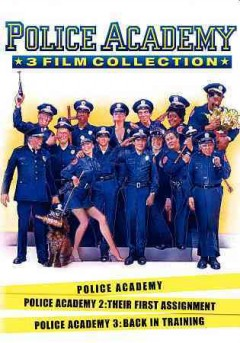 Police Academy 3 Film Collection