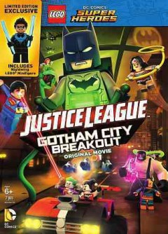 Justice League, Gotham City Breakout Original Movie
