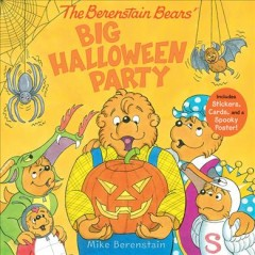 The Berenstain Bears Big Halloween Party