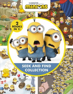 Minions Seek And Find Collection
