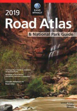 Rand McNally Road Atlas & National Park Guide, 2019