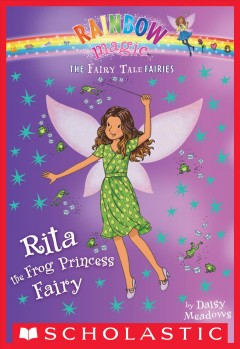 Rita the Frog Princess Fairy