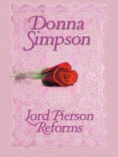 Lord Pierson Reforms