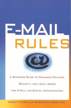 E-mail Rules