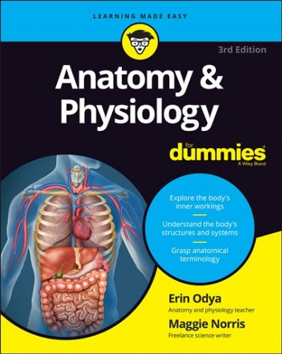 Anatomy & Physiology for Dummies (Book) | Columbus Metropolitan ...