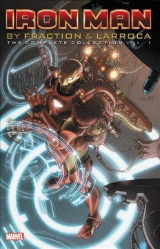 Iron Man by Fraction and Larroca