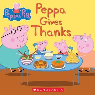 Peppa Gives Thanks