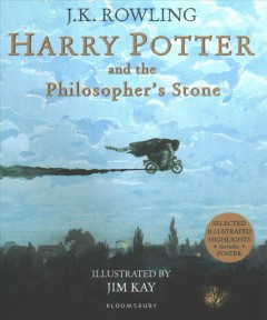 Harry Potter and the Philosopher's Stone [new Illustrated Edition]