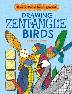 Drawing Zentangle Birds