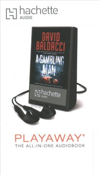 A Gambling Man [playaway]