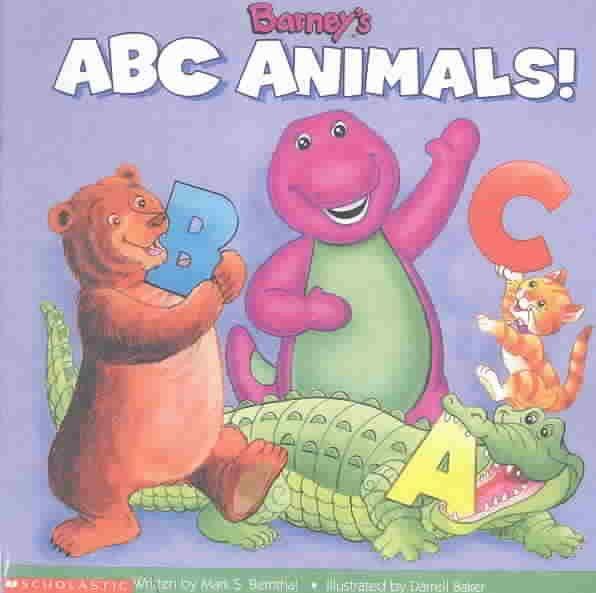 Barneys Abc Animals Book Columbus Metropolitan Library