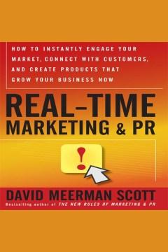 Real-time Marketing & PR
