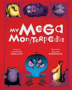My Mega Monsterpedia