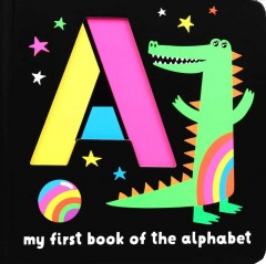 My First Book of the Alphabet