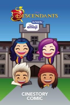 Disney Descendants as Told by Disney Emoji