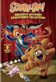 Scooby-Doo! Greatest Mystery Adventures Collection