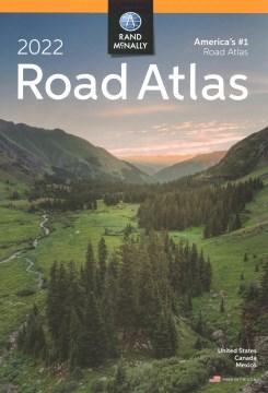 Road Atlas, 2022 (OVERSIZED BOOK SHELVES)